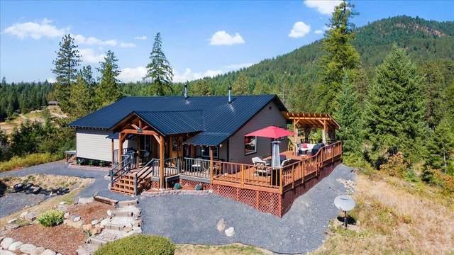 4154 B Deer Creek Rd, Valley, WA 99181 (#202121845) :: The Spokane Home Guy Group
