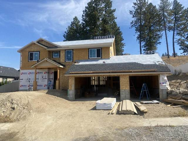 2821 S Sonora Dr, Spokane Valley, WA 99037 (#202121912) :: Freedom Real Estate Group