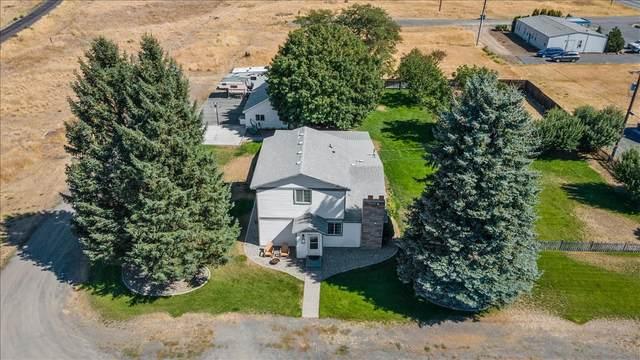 140 N Elm St, Reardan, WA 99029 (#202121945) :: Elizabeth Boykin | Keller Williams Spokane