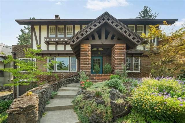 1117 S Wall St, Spokane, WA 99204 (#202122002) :: Top Spokane Real Estate