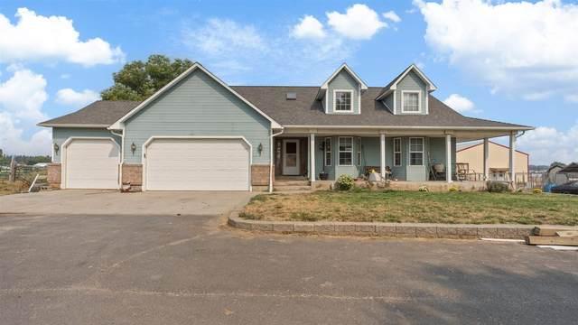 3410 W Staley Rd, Deer Park, WA 99006 (#202122017) :: The Spokane Home Guy Group
