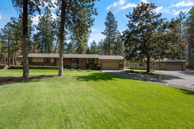 212 N Truesdale Rd, Medical Lake, WA 99022 (#202122042) :: The Spokane Home Guy Group