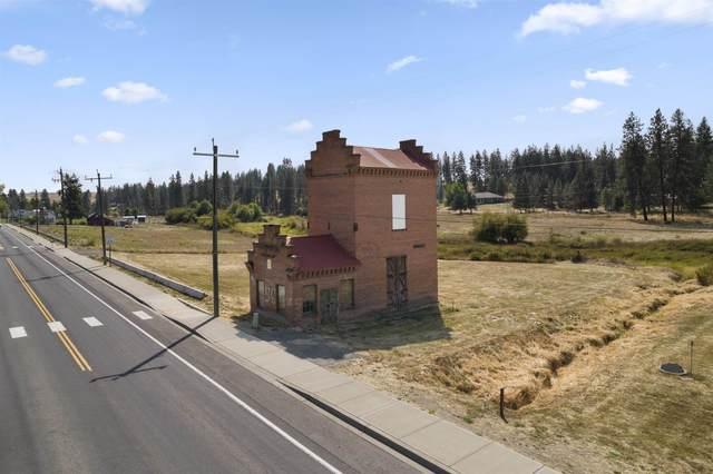 302 S 1st St, Rockford, WA 99030 (#202122054) :: The Spokane Home Guy Group