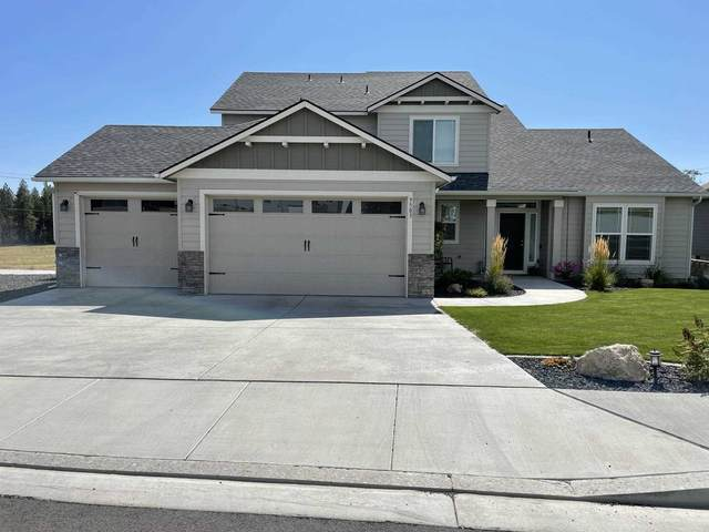 9503 W Champion Dr, Cheney, WA 99004 (#202122101) :: The Synergy Group