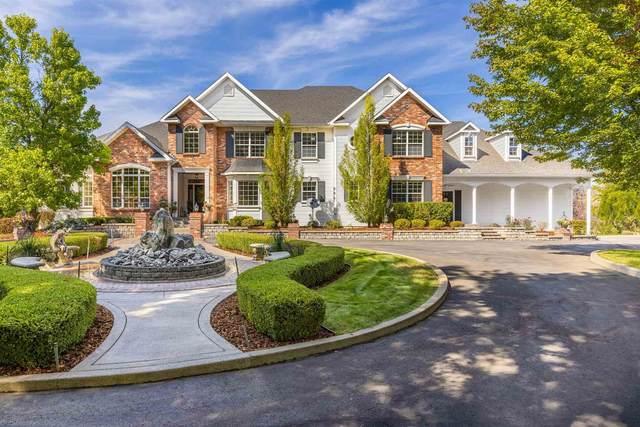 9201 S Madison Rd, Valleyford, WA 99036 (#202122155) :: The Spokane Home Guy Group