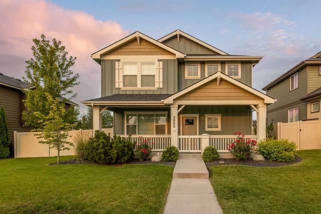 2000 N Country Vista Blvd, Liberty Lake, WA 99019 (#202122160) :: Top Spokane Real Estate