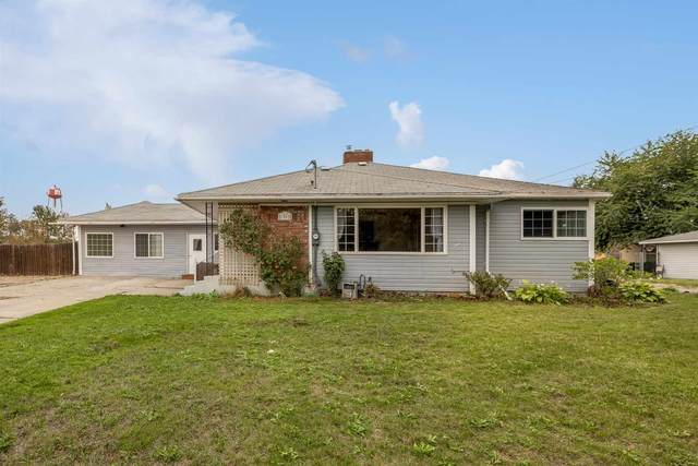 1502 N Mamer Rd, Spokane Valley, WA 99216 (#202122183) :: The Spokane Home Guy Group