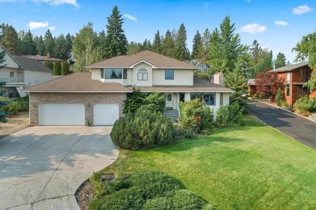 3276 E Hayden View Dr, Coeur d Alene, ID 83815 (#202122222) :: Bernadette Pillar Real Estate
