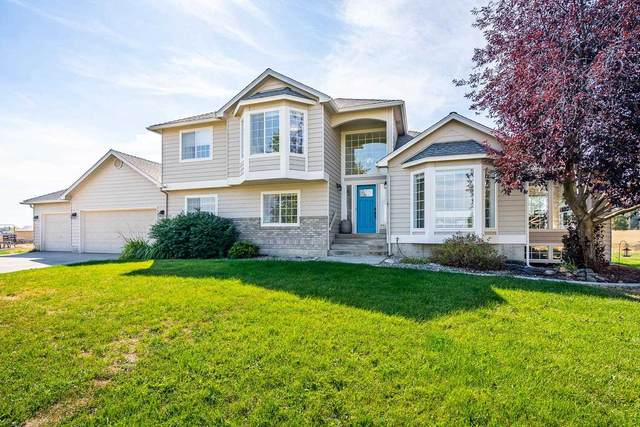 31417 N Cleveland Rd, Deer Park, WA 99006 (#202122233) :: The Synergy Group