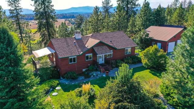 724B Mahoney Rd, Colville, WA 99114 (#202122238) :: Freedom Real Estate Group