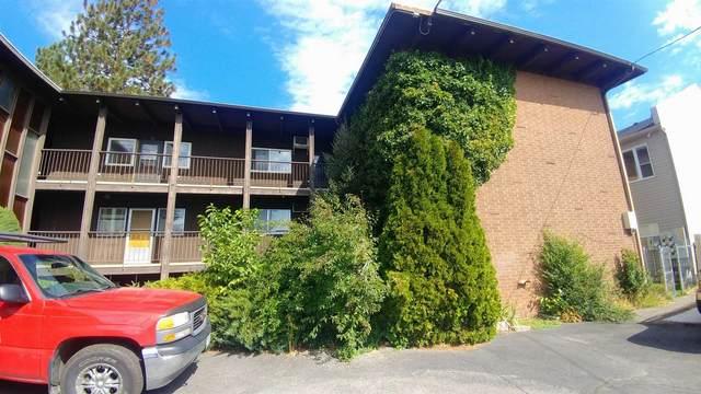 108 E Rowan Ave #11, Spokane, WA 99207 (#202122253) :: The Spokane Home Guy Group