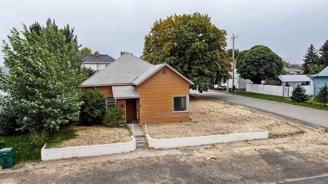 119 W 3rd St, Sprague, WA 99032 (#202122261) :: Trends Real Estate