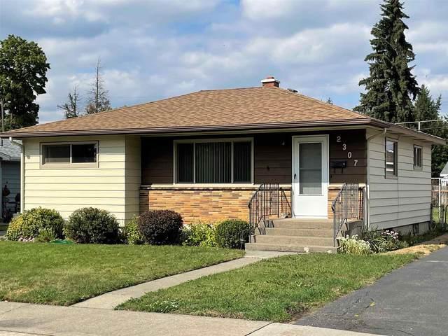 2307 E Decatur Ave, Spokane, WA 99208 (#202122286) :: The Spokane Home Guy Group