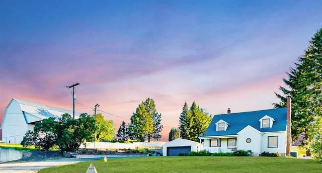10611 E Spangle Waverly Rd, Fairfield, WA 99012 (#202122329) :: Embrace Realty Group
