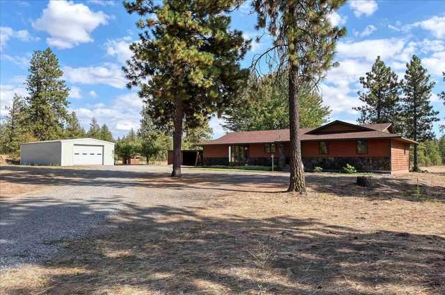 2920 W Smythe Rd, Spokane, WA 99224 (#202122349) :: The Synergy Group
