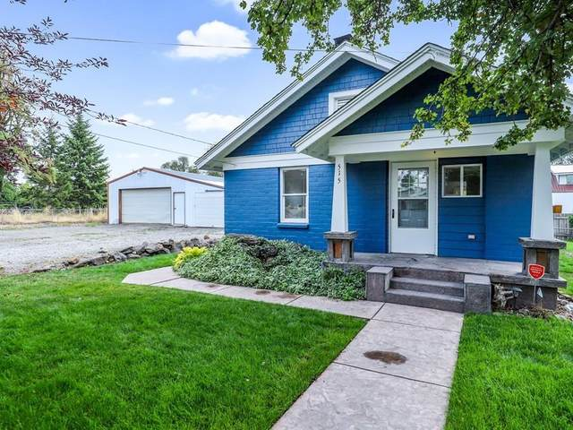 515 S Custer Rd, Spokane Valley, WA 99212 (#202122355) :: The Synergy Group