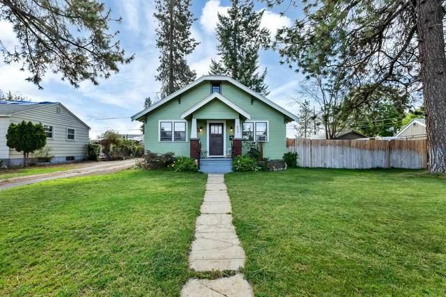 820 E Sanson Ave, Spokane, WA 99207 (#202122363) :: Inland NW Group