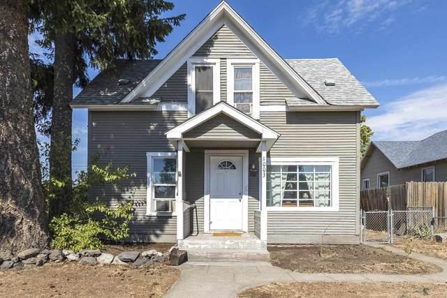 1003 E Rich Ave, Spokane, WA 99207 (#202122368) :: The Synergy Group