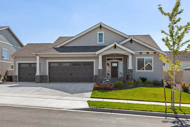 1529 S Morningside Heights Dr, Greenacres, WA 99016 (#202122374) :: The Synergy Group