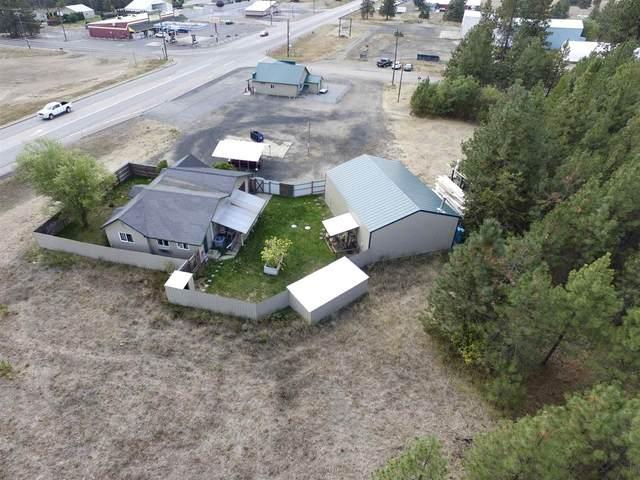 39915 N Newport Hwy, Elk, WA 99009 (#202122395) :: Five Star Real Estate Group