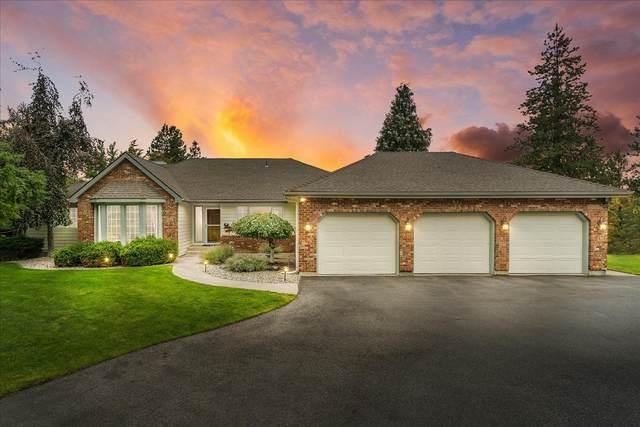 4401 S Evergreen Rd, Veradale, WA 99037 (#202122398) :: The Spokane Home Guy Group