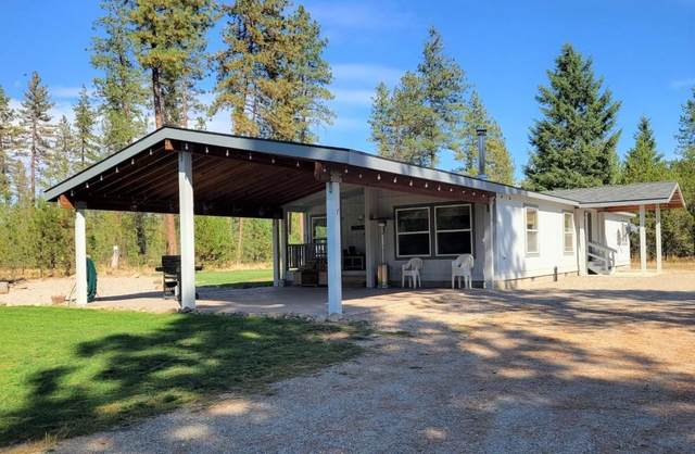 4418 Luther Rd, Springdale, WA 99173 (#202122417) :: Cudo Home Group