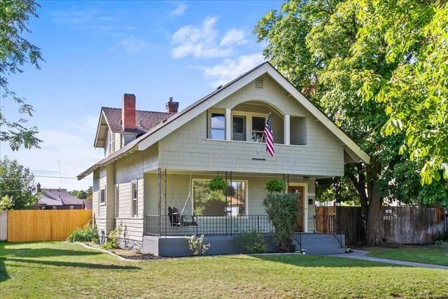2517 N Stevens St, Spokane, WA 99205 (#202122418) :: Five Star Real Estate Group