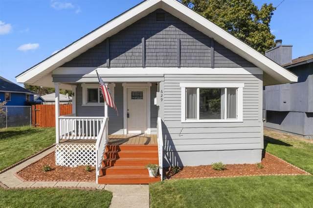 629 E Rich Ave, Spokane, WA 99207 (#202122427) :: Freedom Real Estate Group