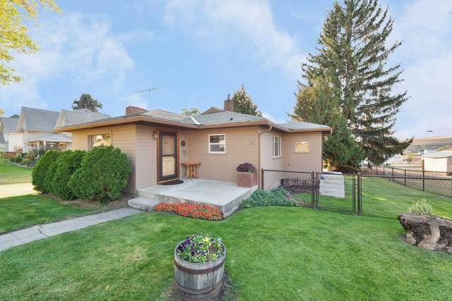 110 S Whitman St, Rosalia, WA 99170 (#202122431) :: Five Star Real Estate Group