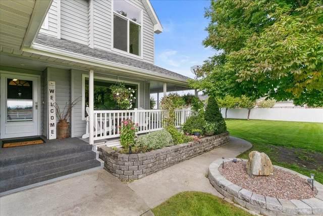 4303 N Lynden Rd Rd, Otis Orchards, WA 99027 (#202122453) :: Prime Real Estate Group