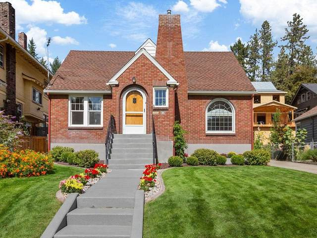 818 W 13th Ave, Spokane, WA 99204 (#202122474) :: Cudo Home Group
