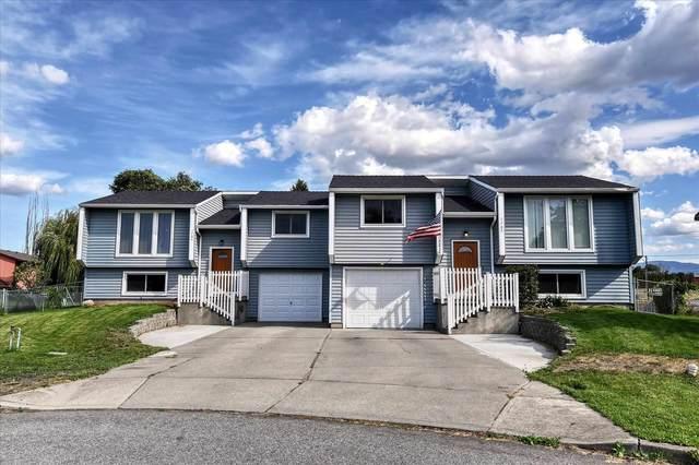 1702 N Glenn Ct 1704 N Glenn Ct, Spokane Valley, WA 99206 (#202122478) :: Prime Real Estate Group