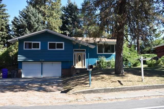 7124 N Country Homes Blvd, Spokane, WA 99208 (#202122482) :: Top Spokane Real Estate