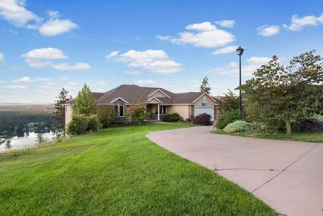 10673 W Lakeside Ln, Nine Mile Falls, WA 99026 (#202122493) :: Top Spokane Real Estate