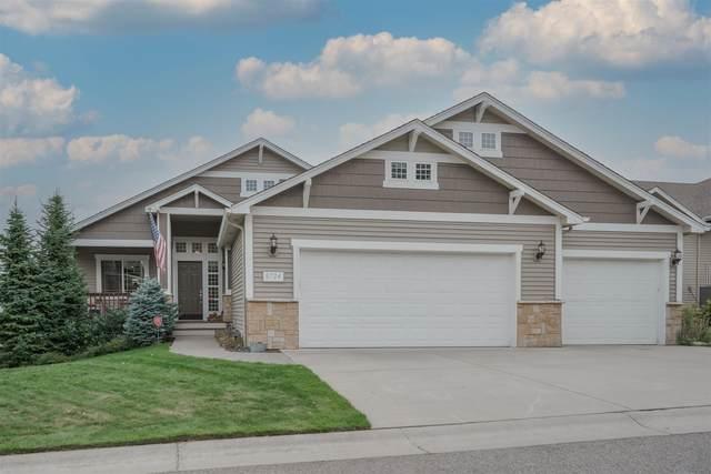 8724 E Blue Fox Ln, Spokane, WA 99217 (#202122504) :: Prime Real Estate Group