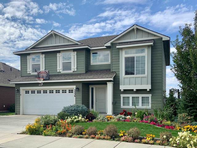 5536 S Talon Peak Way, Spokane, WA 99224 (#202122521) :: Amazing Home Network