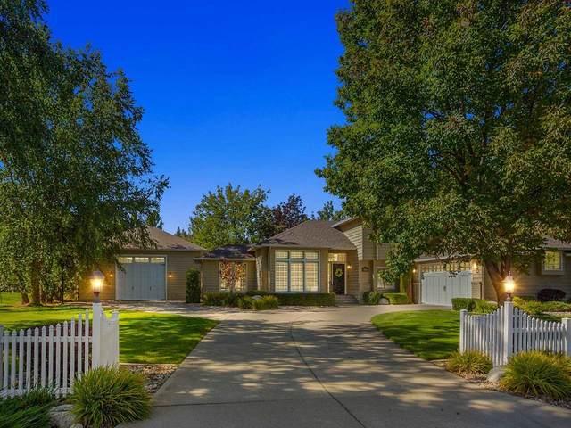4322 S Mamer Rd, Spokane Valley, WA 99206 (#202122535) :: Mall Realty Group