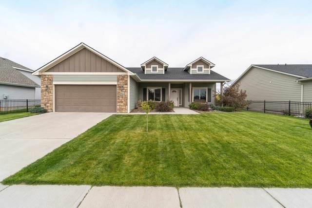 7823 S Fruitvale Rd, Cheney, WA 99004 (#202122539) :: Top Spokane Real Estate