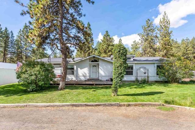 18010 S Malloy Prairie Rd, Cheney, WA 99004 (#202122558) :: Top Spokane Real Estate