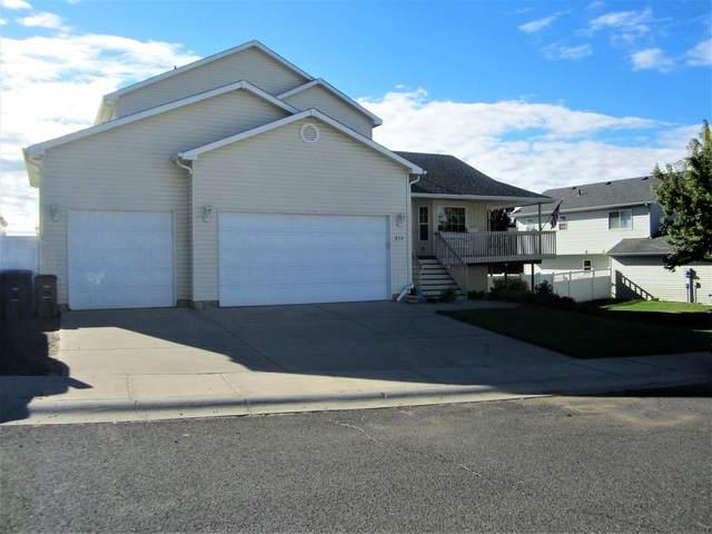 1015 N Fox Ridge/ 814 Justin Ave, Ln 814 E Justin Ln, Medical Lake, WA 99022 (#202122565) :: Amazing Home Network