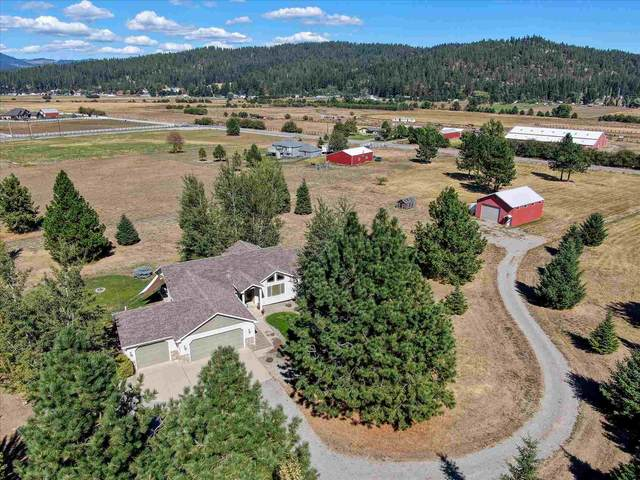 10011 N Starr Rd, Newman Lake, WA 99025 (#202122572) :: Trends Real Estate