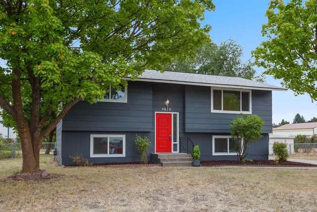 4614 N N Isenhart Rd, Spokane Valley, WA 99216 (#202122575) :: Prime Real Estate Group