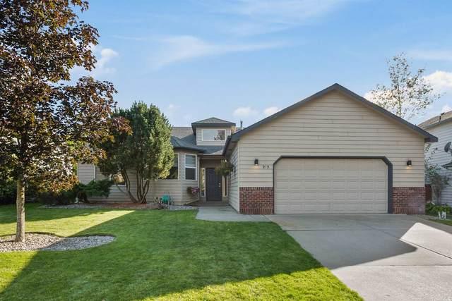 919 N Homestead Dr, Liberty Lake, WA 99019 (#202122582) :: Bernadette Pillar Real Estate