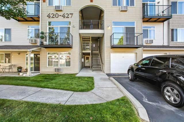 22855 E Country Vista Dr #424, Liberty Lake, WA 99019 (#202122608) :: Prime Real Estate Group
