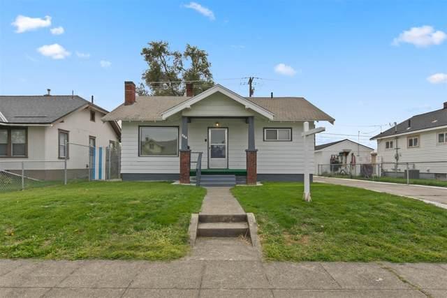 544 E Rich Ave, Spokane, WA 99207 (#202122612) :: Inland NW Group