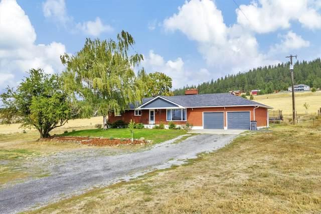 6817 E Big Meadows Rd, Chattaroy, WA 99003 (#202122616) :: Prime Real Estate Group