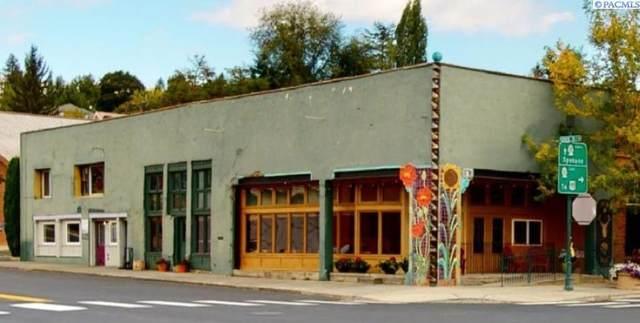 100 E Main St, Palouse, WA 99161 (#202122638) :: Inland NW Group