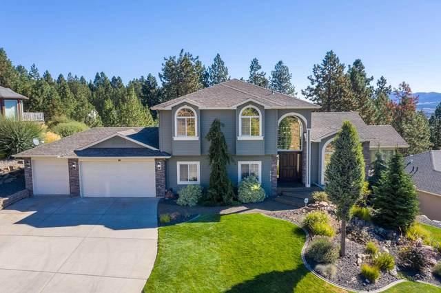 5612 N Del Rey Dr, Otis Orchards, WA 99027 (#202122640) :: Trends Real Estate