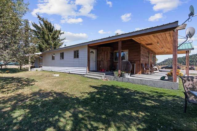4341 Springdale Hunters Rd, Springdale, WA 99173 (#202122645) :: Trends Real Estate