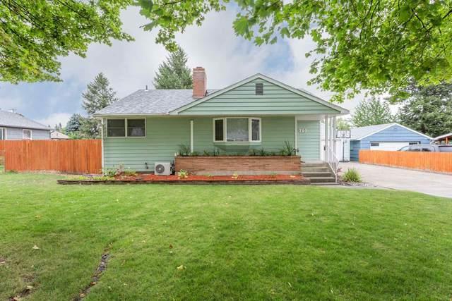 710 N Burns Rd, Spokane Valley, WA 99216 (#202122650) :: Inland NW Group